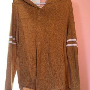 maurice's sweatshirt